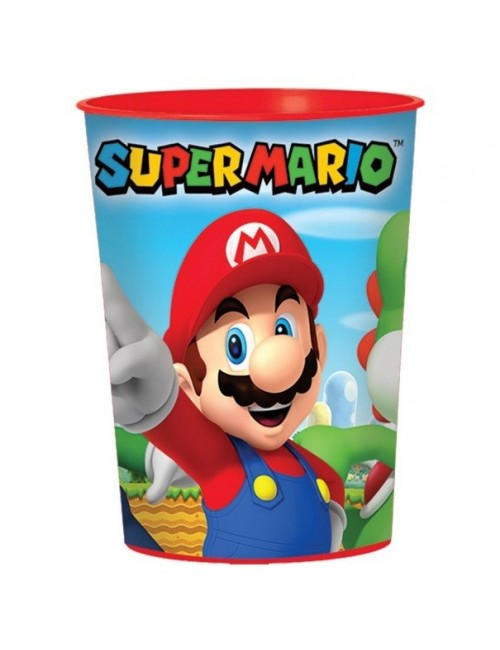 Pahar plastic Super Mario, 473 ml