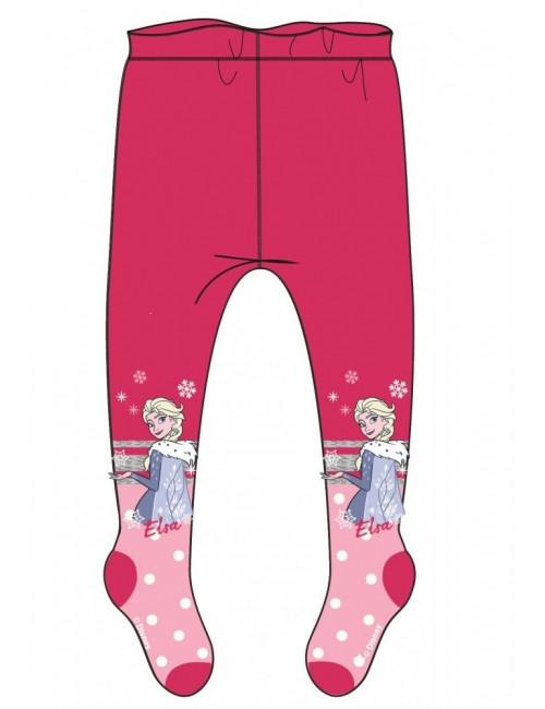 Dres Elsa Frozen II, roz-fucsia, 92-134 cm