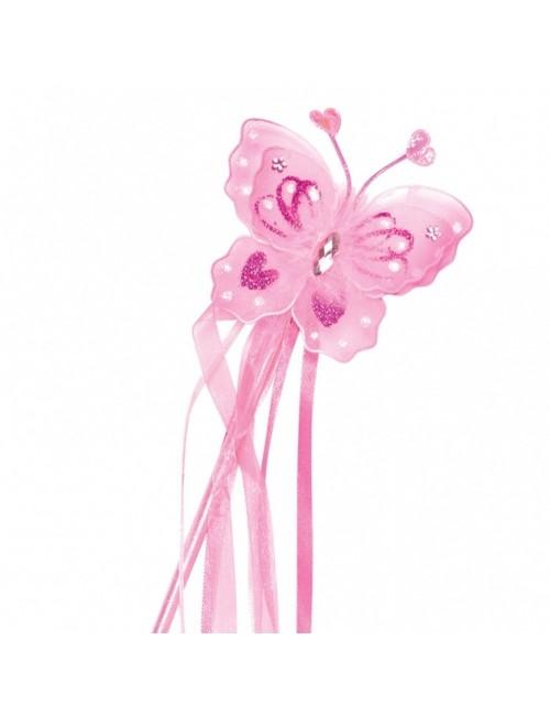 Bagheta Zana, culoare roz, 44 cm