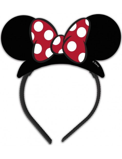 Set 4 Diademe petrecere Minnie Mouse