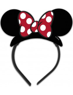 Set 4 Diademe petrecere Minnie Mouse