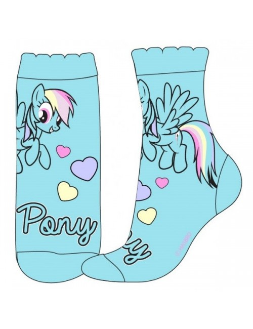 Sosete My Little Pony Rainbow Dash, 23-34