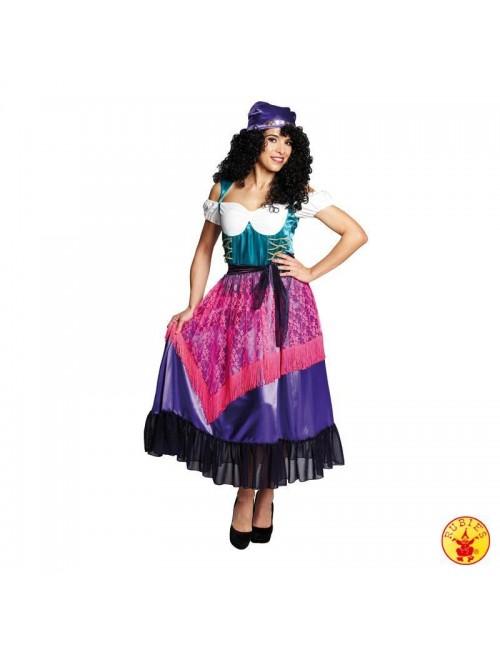 Costum femei: Rochie Tiganca Rubies