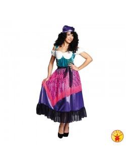 Costum femei: Rochie Tiganca Rubie's