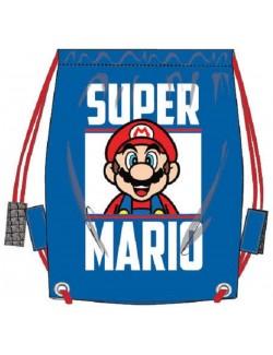 Sac de umar Super Mario, 37 x 32 cm