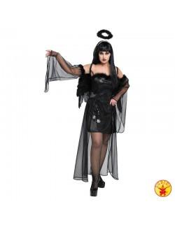 Costum Halloween femei Rochie Inger intunecat
