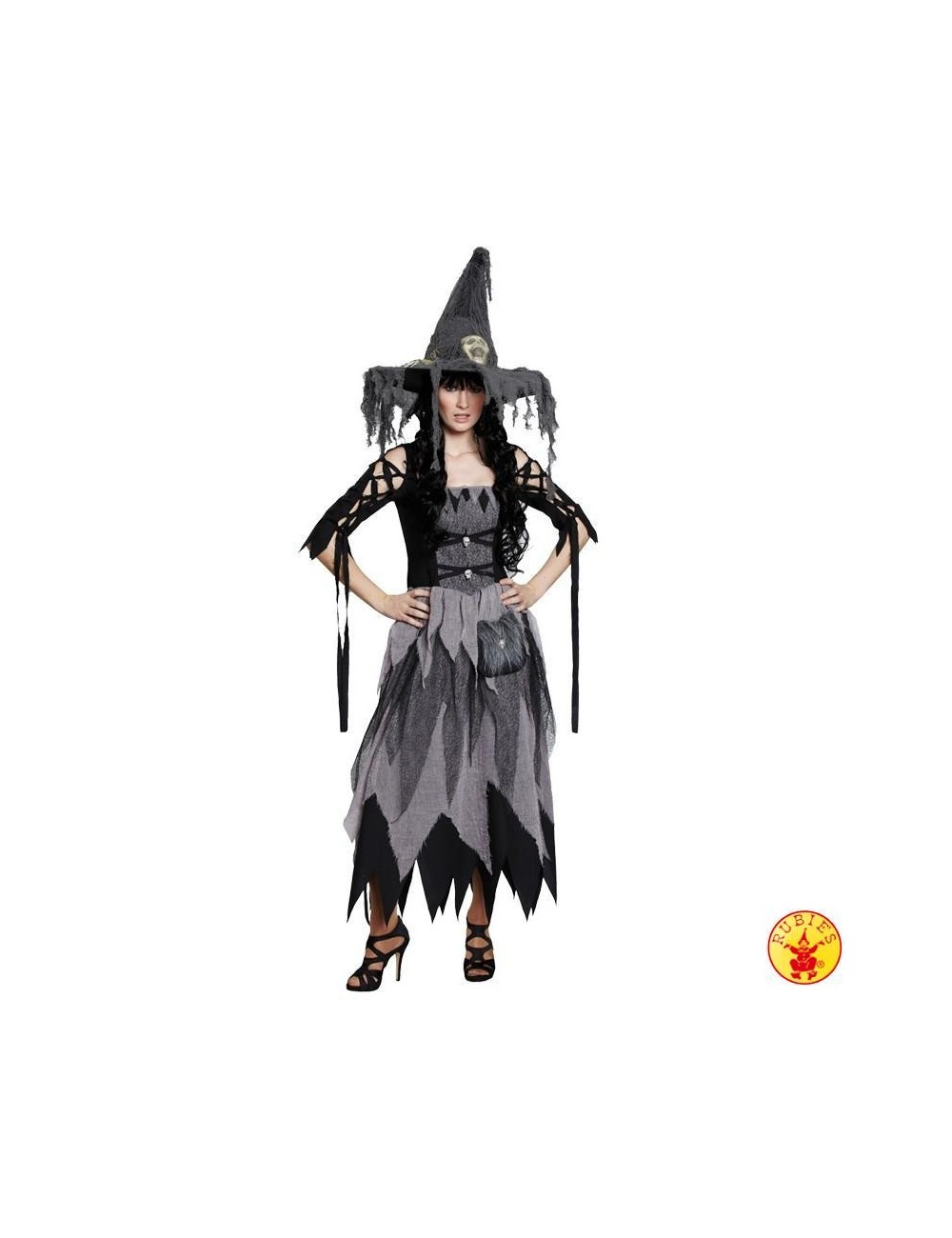Rochie Halloween Scarry Witch Rubies