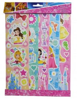 Set 5 folii stickere Printese Disney