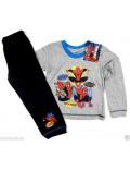 Pijama maneca lunga Spiderman Triple Action