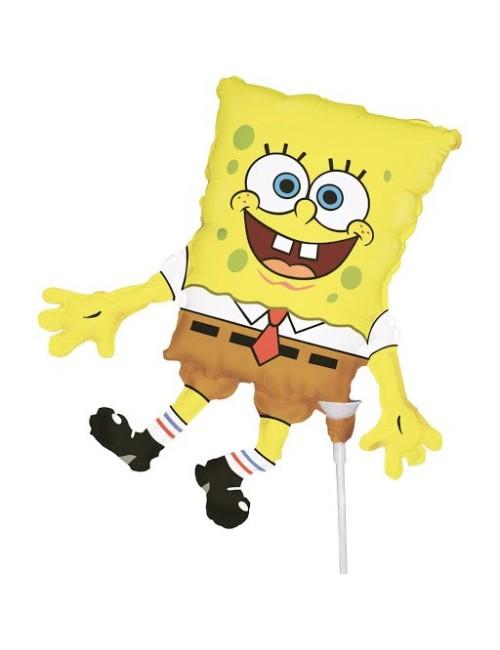 Balon folie Sponge Bob, 35 x 23 cm