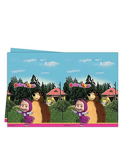 Fata de masa Masha si ursul, 120 x 180 cm