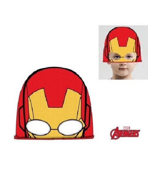 Caciula masca Avengers Iron Man, 52 si 54