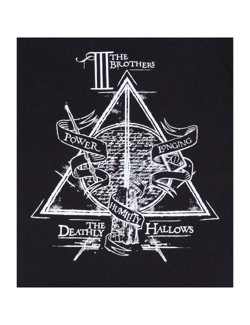 Bluza neagra, Harry Potter, 134-158 cm