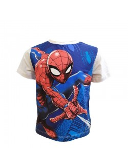 Tricou Spiderman, rosu, copii 3-8 ani