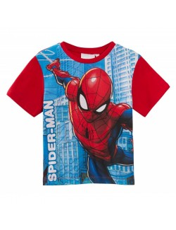 Pijama Spiderman New York Protector, baieti 3-8 ani