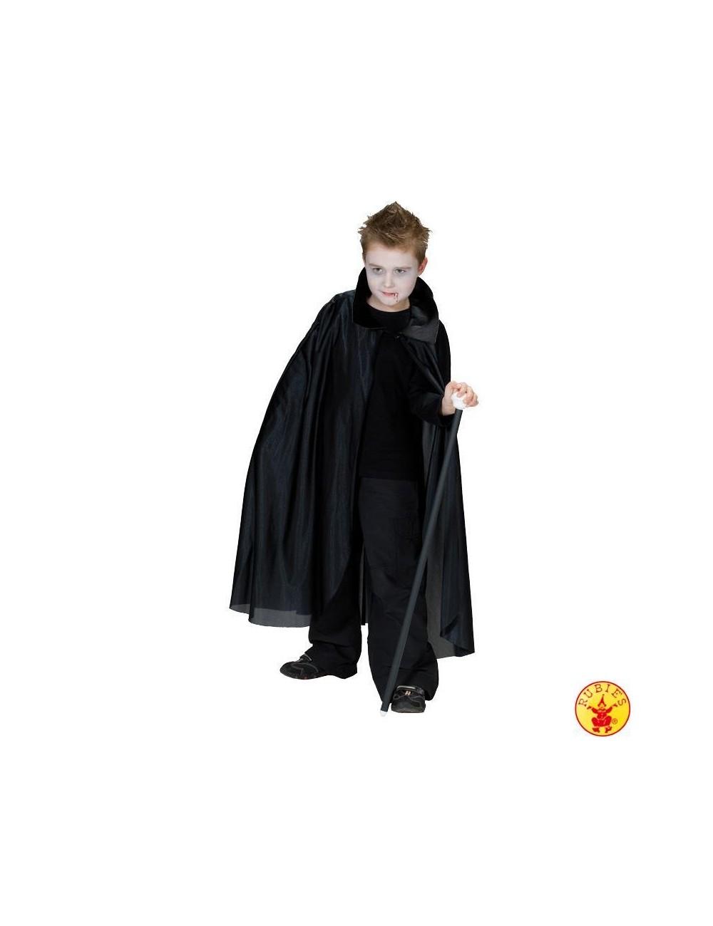 Mantie cu guler Vampir Halloween copii 128-152 cm
