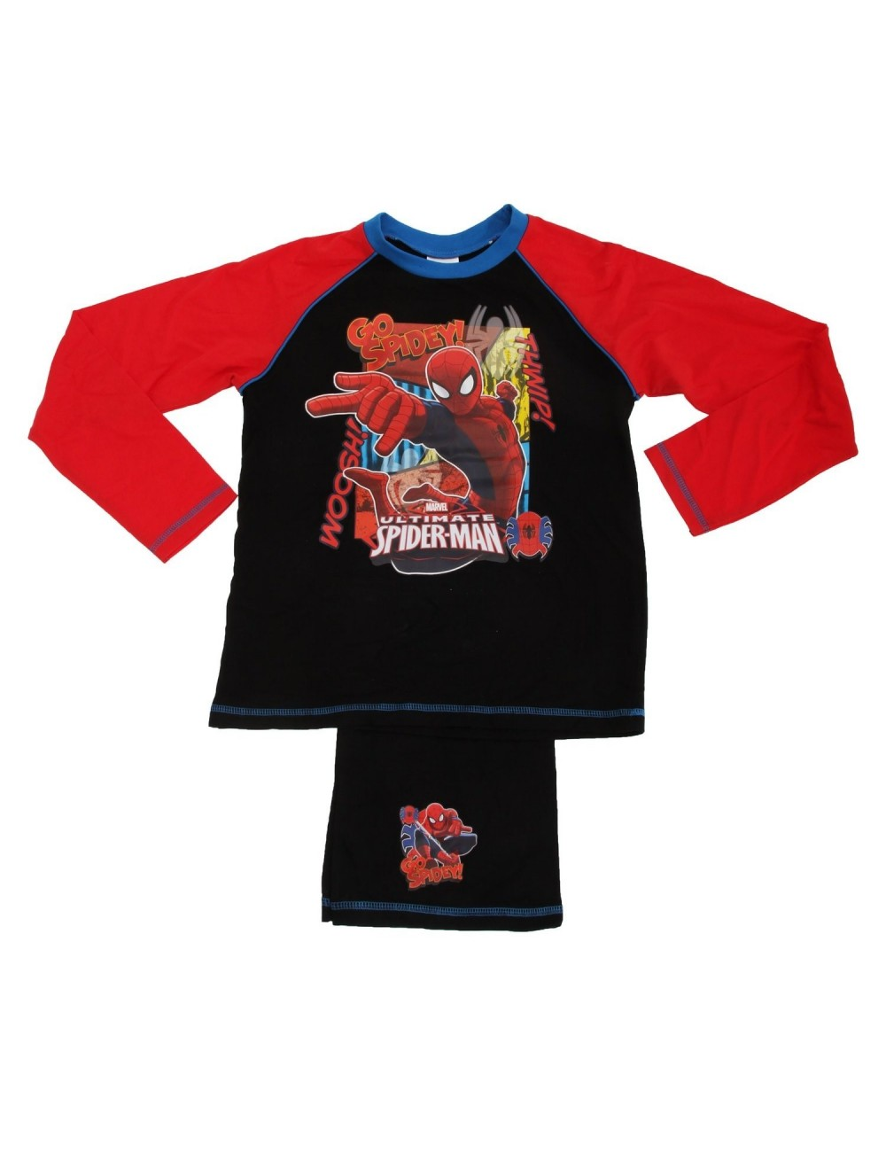 Pijama copii, Spiderman: Go Spidey, 7-10 ani