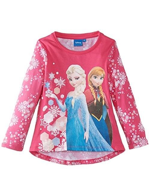 Bluza Disney Frozen, fucsia, 4 - 8 ani