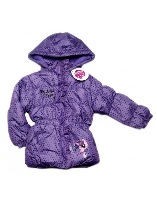 Jacheta de iarna 2-7 ani My Little Pony
