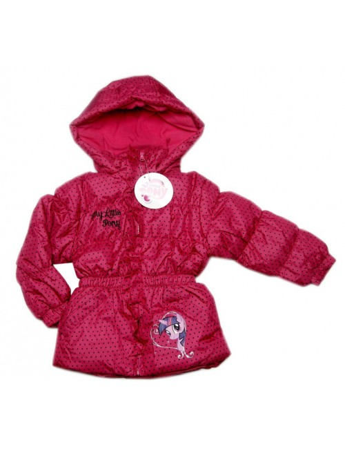 Jacheta de iarna 2-4 ani My Little Pony