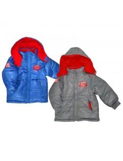 Jacheta de iarna Disney Cars 4-6 ani