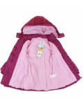 Jacheta de iarna Violetta, copii 3 ani
