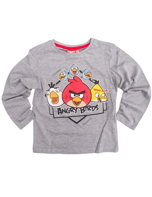 Bluza bumbac, Angry Birds, copii 10 ani