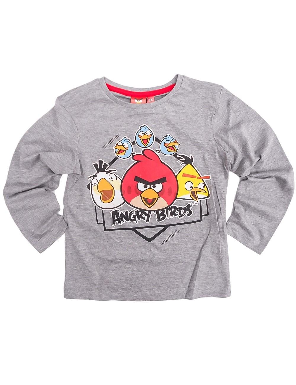 Bluza bumbac Angry Birds, 10 ani, NH1398