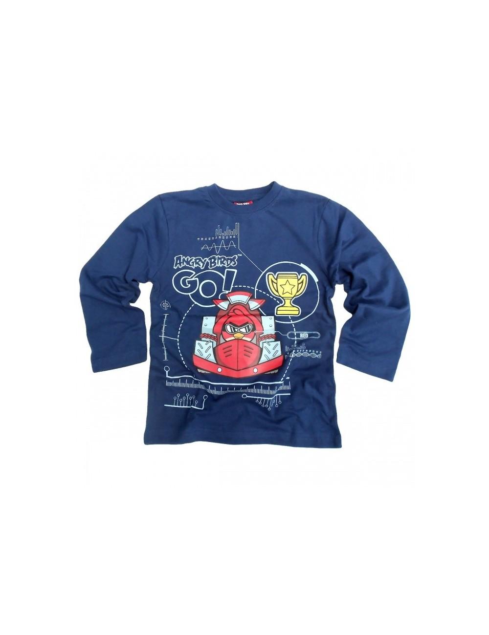 Bluza bleumarin Angry Birds GO!