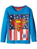 Bluza copii, Superman, USA flag, 3 - 8 ani