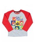 Bluza Angry Birds Splash, copii 4 - 10 ani