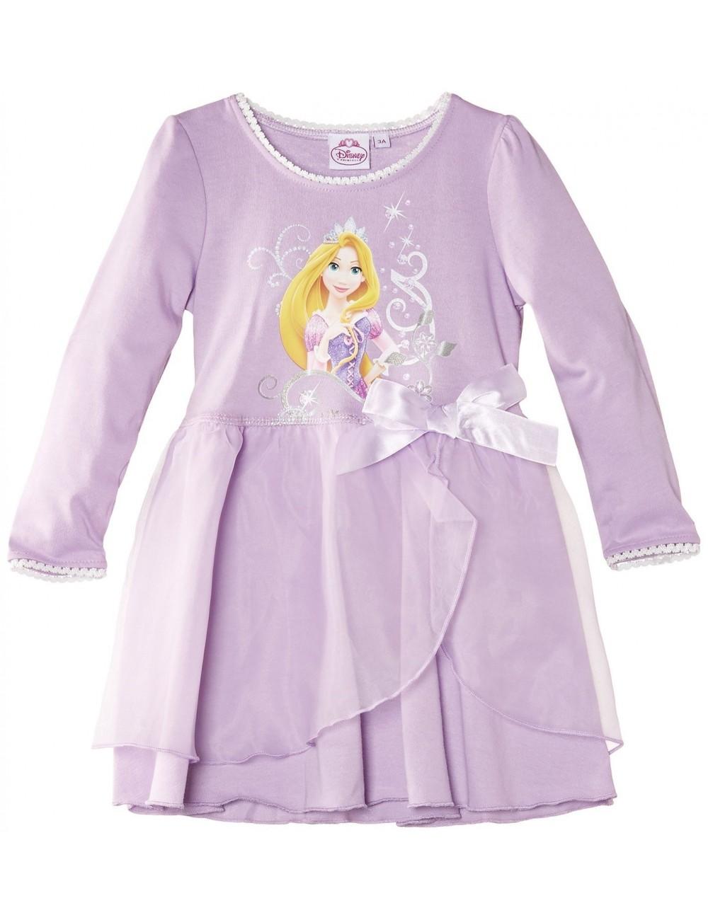 Camasa de noapte Rapunzel, 3 ani