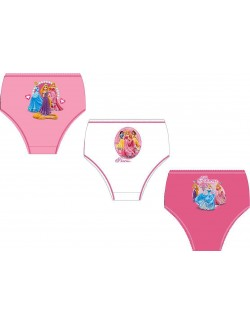 Set 3 chiloti Printese Disney, 1,5 - 3 ani