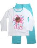 Pijamale copii, Dr Plusica Love, 3-6 ani