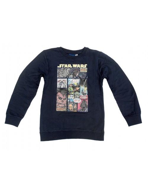 Bluza copii, Star Wars benzi, 7- 14 ani
