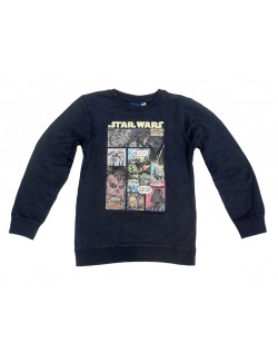 Bluza copii, Star Wars - benzi desenate, 7- 14 ani