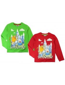 Bluza maneca lunga copii-Adventure Time