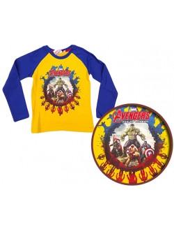 Bluza galbena cu maneca lunga-Avengers-Age of Ultron-HO1485