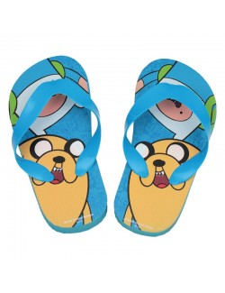 Papuci flip-flop adulti, 38-45, Adventure Time