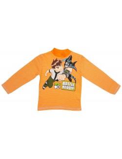 Bluza copii 4-10 ani Ben Ten, portocalie