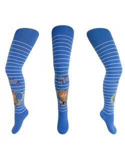 Ciorapi pantaloni albastri Anna - Disney Frozen