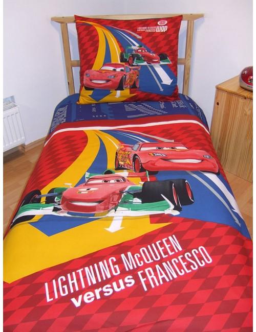 Lenjerie de pat Disney Cars 140x200 cm