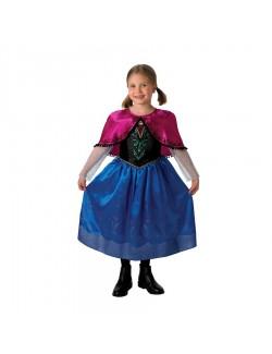Costum Printesa Ana Frozen Deluxe Rubies
