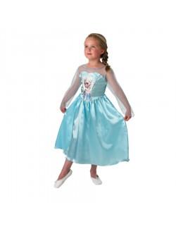 Costum carnaval: Printesa Elsa Frozen Classic