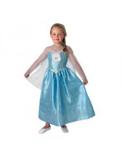 Costum Printesa Elsa Frozen Deluxe Rubie's