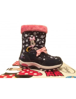 Cizme pentru zapada Minnie Mouse 27