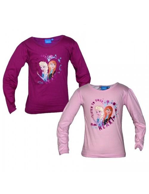 "Bluza Frozen ""Listen to your heart"" 2 - 6 ani"