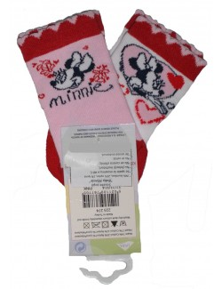 Set 2x sosete bebelusi Disney Minnie Mouse