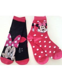 Set 2x sosete Disney Minnie Mouse 23-34