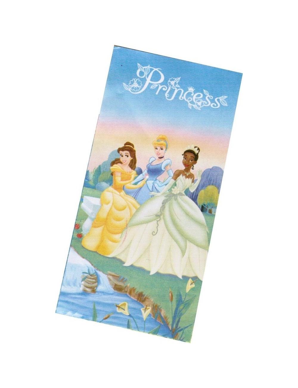 Prosop plaja Printese Disney 75x150 cm